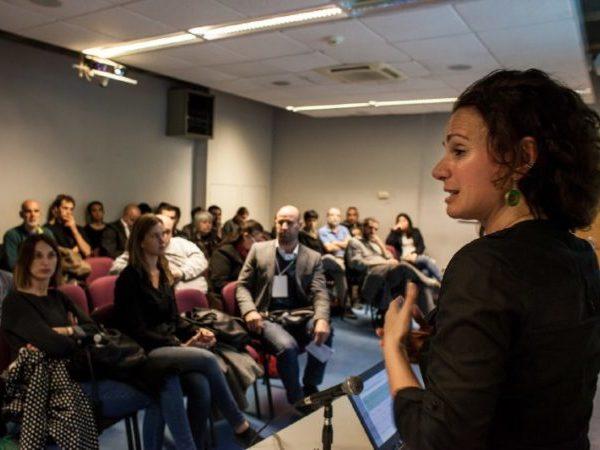 Presentación de Bioleft en el Encuentro Comunes