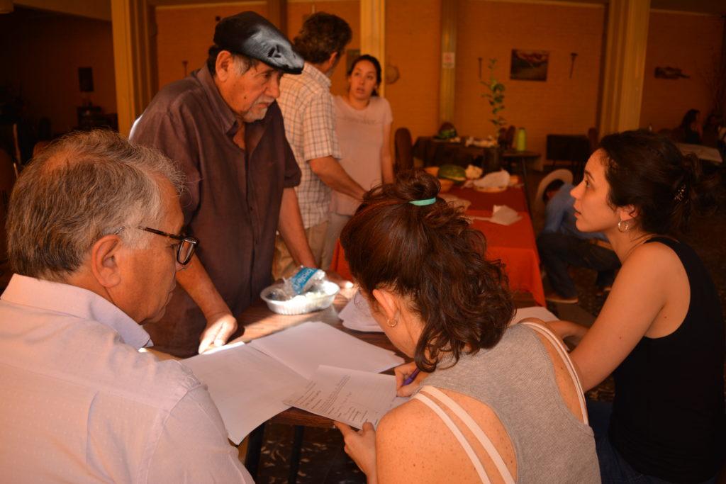 Transferencia Bioleft. Foto por Ana María García.