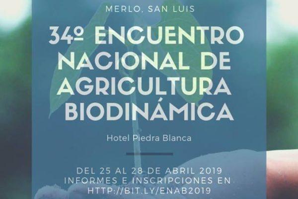 Bioleft en el 34° Encuentro Nacional de Agricultura Biodinámica