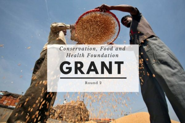 Bioleft has won a grant from the Conservation, Food & Health Foundation