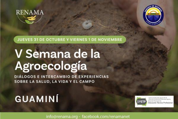 Bioleft participa en la Semana de la Agroecología