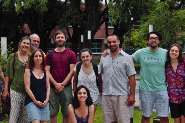 Taller de mejoramiento colaborativo de tomate en la Facultad de Agronomía