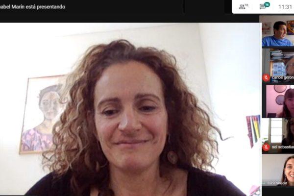Soberanía alimentaria desde las semillas: Anabel Marín en el seminario EEyN – UNSAM
