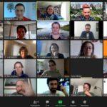 Reunión de RICAP, la Red Iberoamericana de Ciencia Participativa